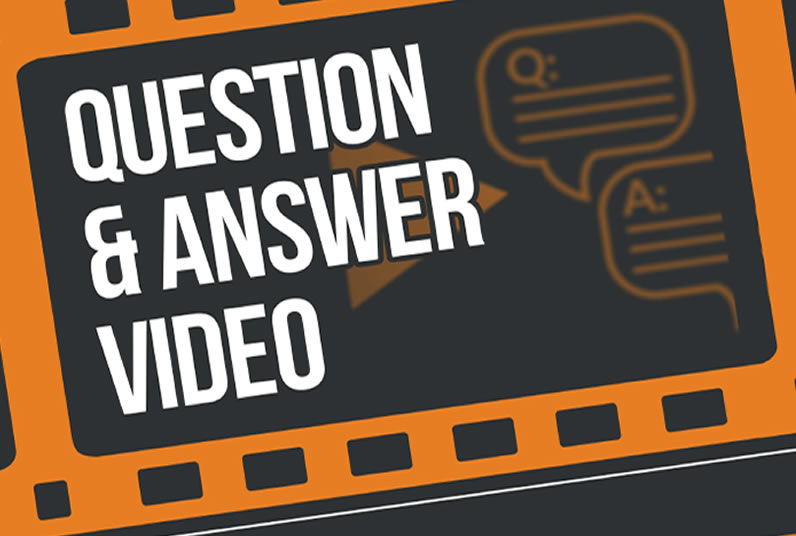 Questions and Answers Video